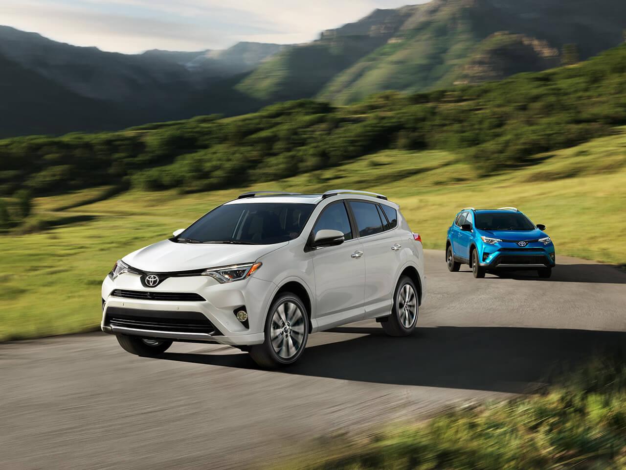 Interior Colors Toyota Platinum Rav4 2017