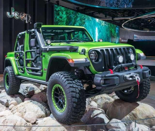 Aventura Cjdr Mopar Jeep