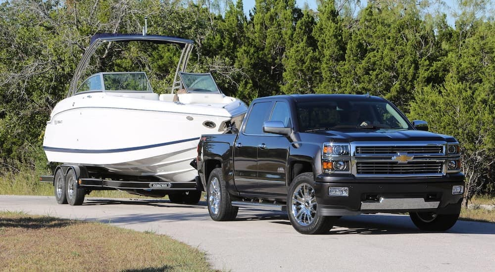 How Much Can A Used Chevy Silverado Tow? - McCluskey Chevrolet