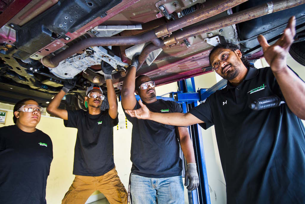4 Tips For Future Automotive Technicians Mccluskey Chevrolet