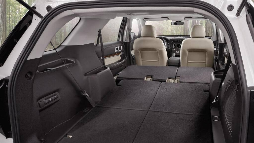 Does the Ford Explorer Have Third Row Seating?