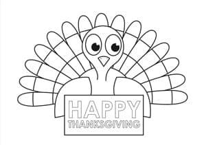 Morrie S Thanksgiving Coloring Contest Morrie S Auto Group