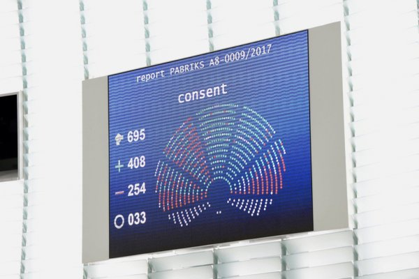CETA - zgoda Parlamentu Europejskiego