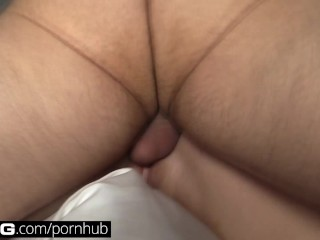 BANG Real Teens: A Little Public Flashing Before a POV Pounding