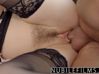 NubileFilms – Squirting Ardour With Karla Kush