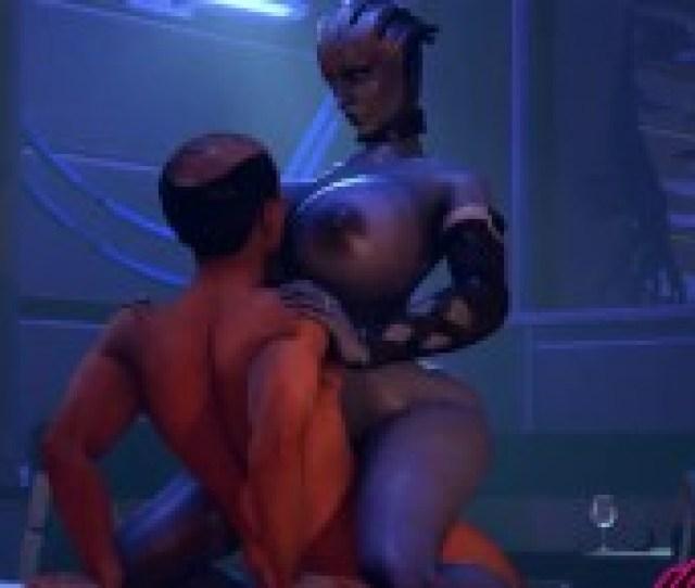 Liara A Proposal Reunion Mass Effect