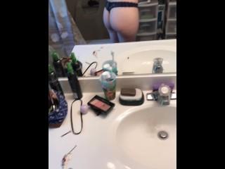 Skimpy panties
