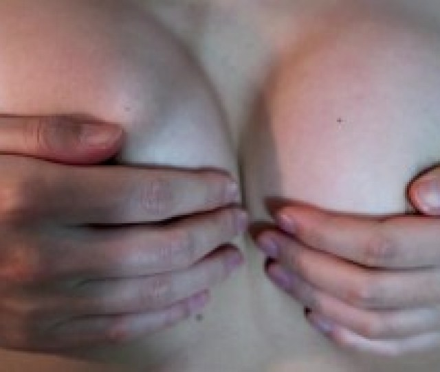 Teasing My Boobs Cum On Tits Cumplay Handjob