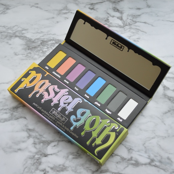 Pastel Goth Eyeshadow Palette
