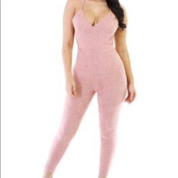 Fashion Nova Pants   Jumpsuit Discounted Shipping   Poshmark Fashion Nova Jumpsuit  Discounted Shipping
