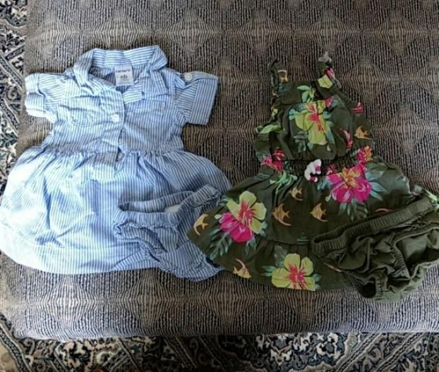 Summer Carter Girls Dresses