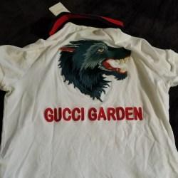 7ab7b959de46 Gucci Garden Shirt | Gardening: Flower and Vegetables