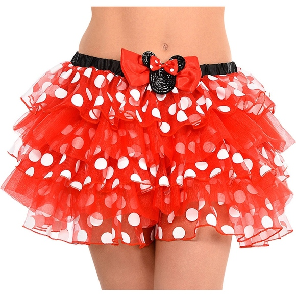 Party City Other Small Minnie Mouse Tutu Costume Halloween Poshmark