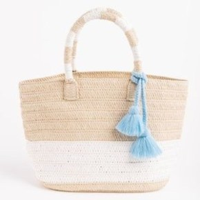 Image result for Straw Tote by Altru