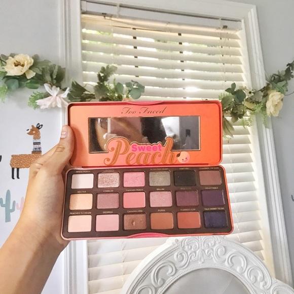 sweet peach palette # 29