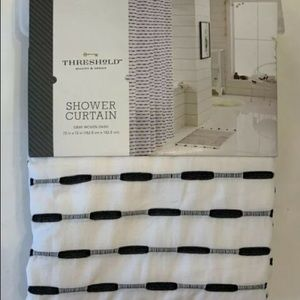 nwt project 62 blue circles shower