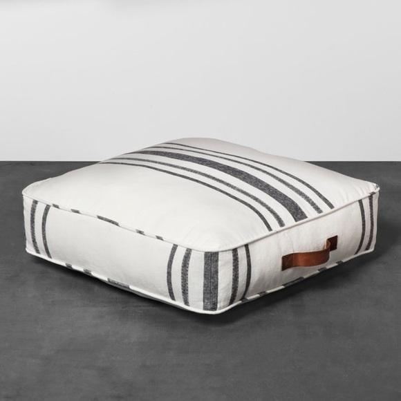 iso hearth hand floor pillow