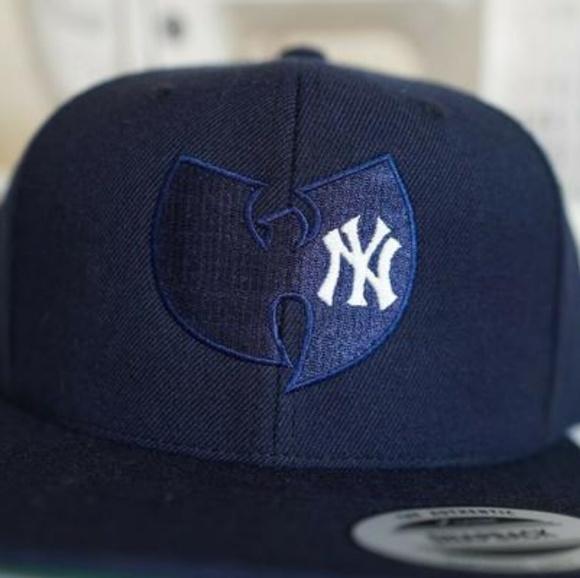 Accessories Wu Tang Clan New York Yankees Snapback Hat Poshmark