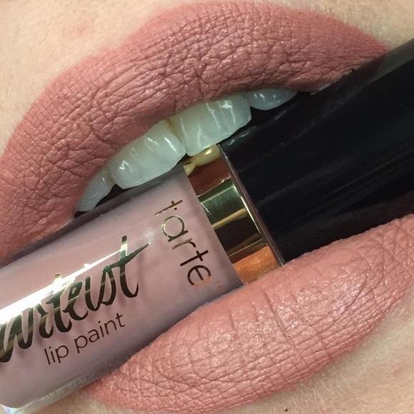Tarte Makeup Tarte Tarteist Lip Paint Birthday Suit Lipstick Poshmark