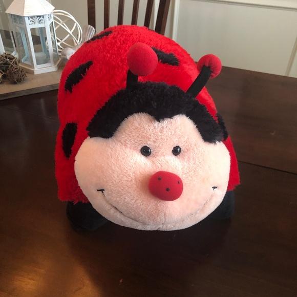 the original my pillow pets miss lady bug 18