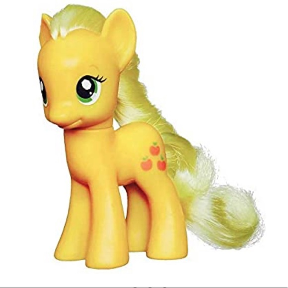 Hasbro Other My Little Pony Applejack 3 Single Figure Poshmark