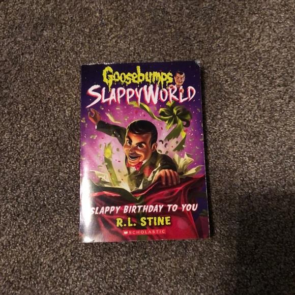 Scholastic Other Goosebumps Slappyworld Slappy Birthday To You Poshmark
