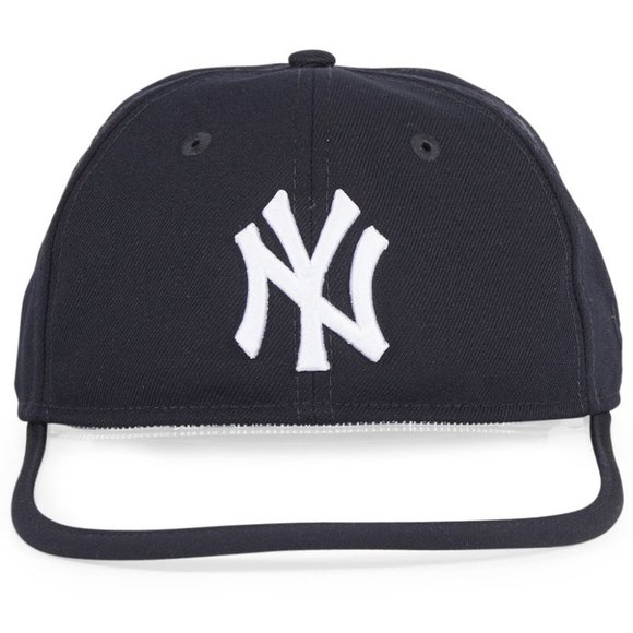 New Era Accessories New Era York Yankees Clear Visor Snapback Hat Poshmark