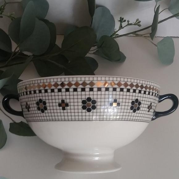 anthropologie bistro tile bowl