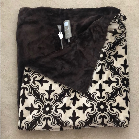 Other Sunbeam Heated Blanket From Costco Poshmark