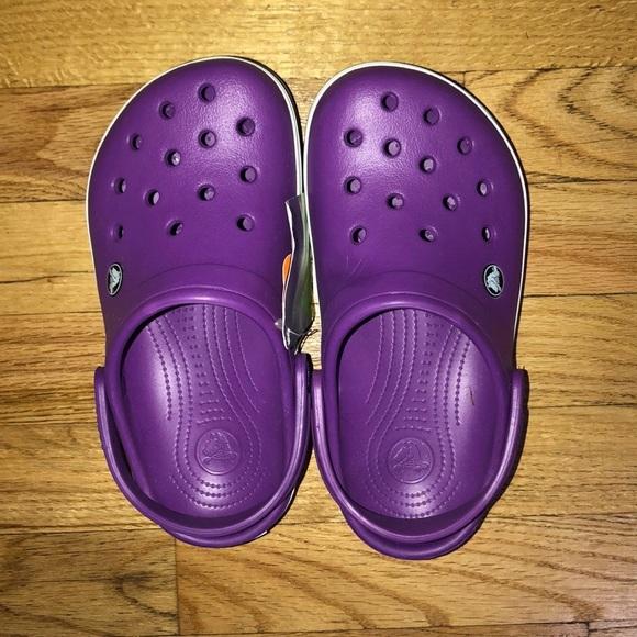תשלום צלופח טורנדו purple crocs near me