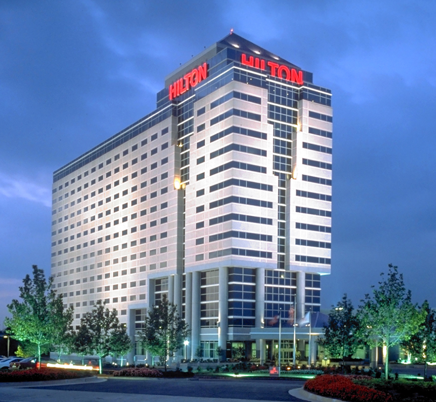 Atlanta Airport Hilton