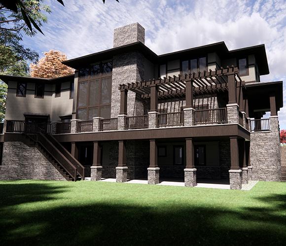 Craftsman Inspired Residence (3)