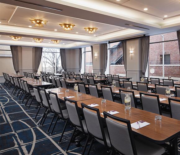 Hyatt Place - conference room