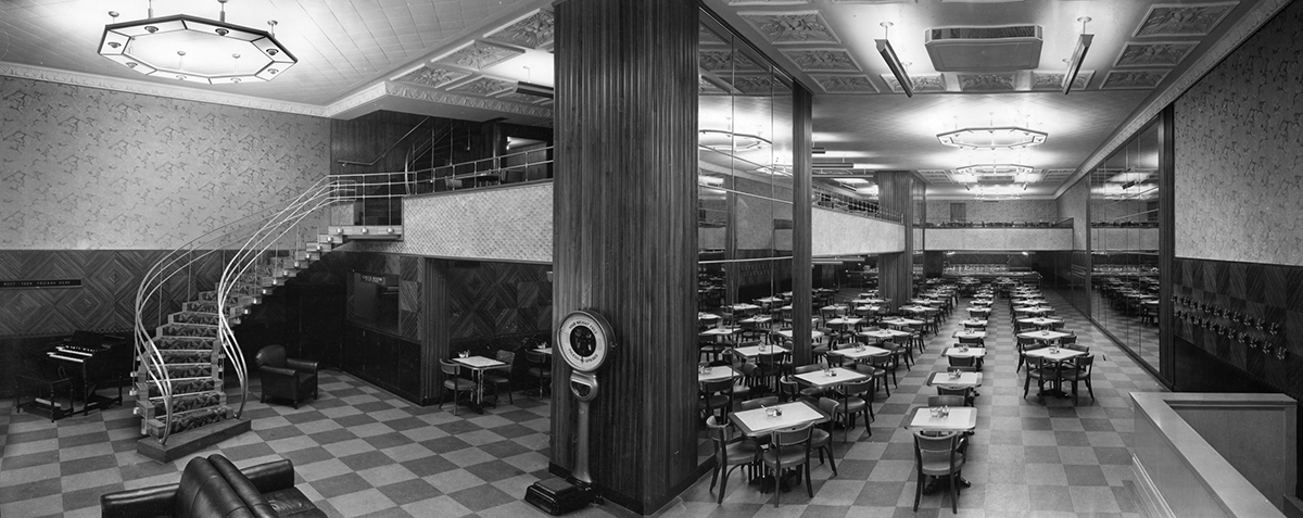 S&W Interior Historical Panoramic View Int