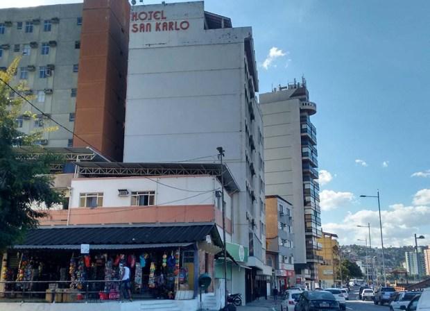 Antigo Hotel San Karlo pode ser a sede administrativa da Prefeitura de Cachoeiro