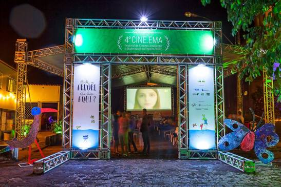 Festival de Cinema exalta a voz da natureza em Cachoeiro de Itapemirim