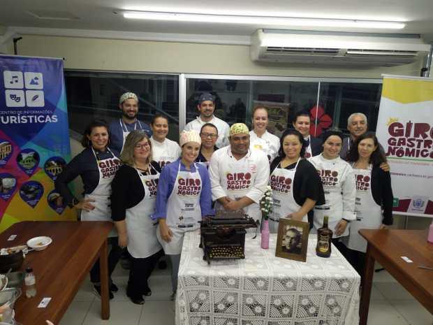 Giro Gastronômico lança pratos especiais para a Cachoeiro Stone Fair