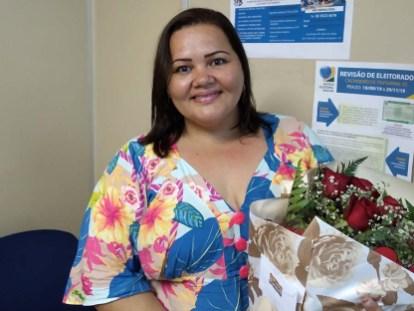 Lilian Debona Machado Corrêa. Crédito: Alessandro de Paula