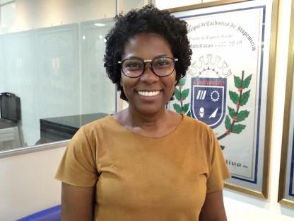 Maria Nazareth Patrício de Oliveira da Silveira. Crédito: Alessandro de Paula