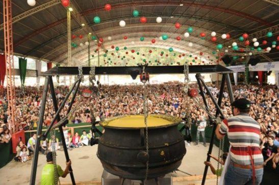 Prefeitura acata recomendação do MPES para barrar Festa da Polenta
