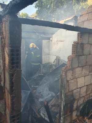 incêndio em Castelo