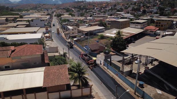 Trânsito será liberado na Rodovia do Valão neste fim de semana
