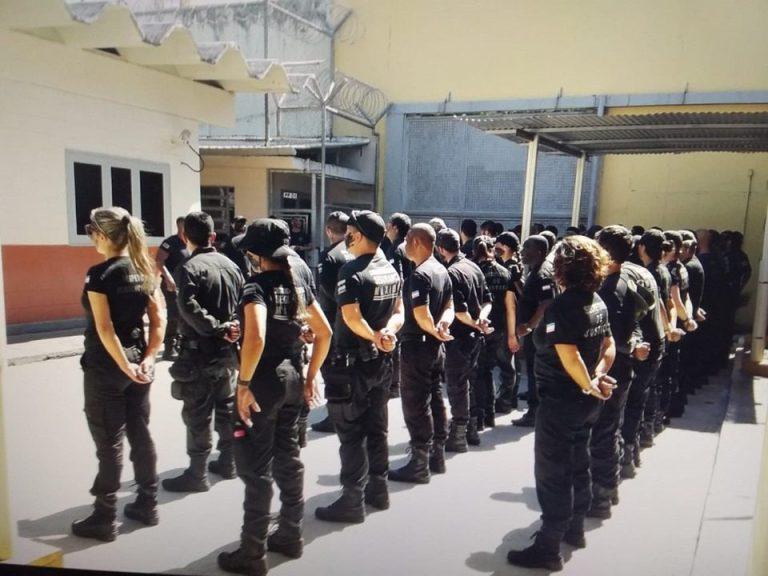 Sejus abre seleção com 100 vagas para inspetor penitenciário