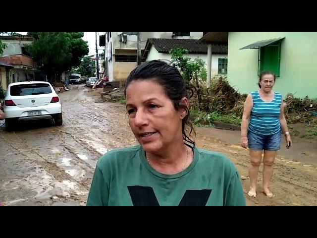 """Sabe o que é ficar no zero? Somos nós"", desabafa moradora de Iconha"