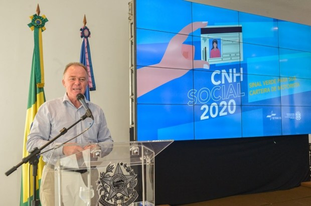 Abertas sete mil vagas no programa CNH Social