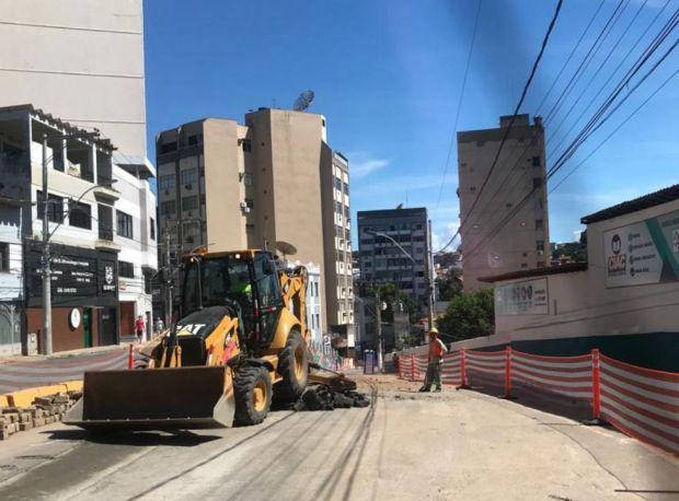 Saneamento muda realidade de bairros de Cachoeiro