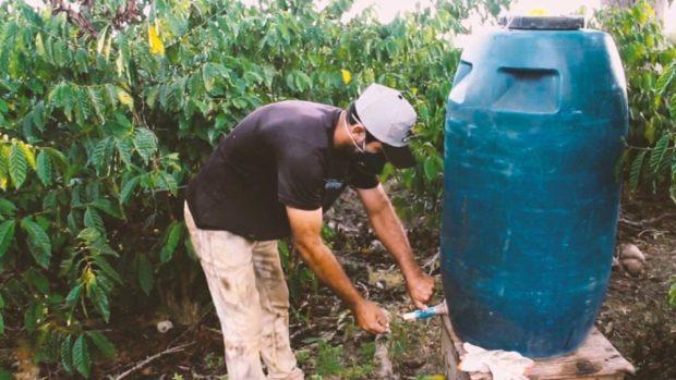 Covid-19: Cafeicultores do Estado adotam medidas de prevenção no campo