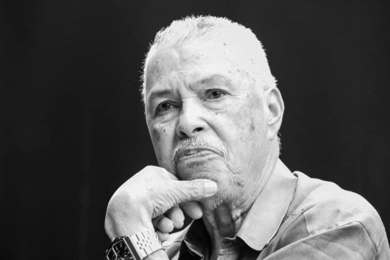 Luto em Cachoeiro: morre o jornalista Joacyr Pinto, fundador da Revista 7 Dias