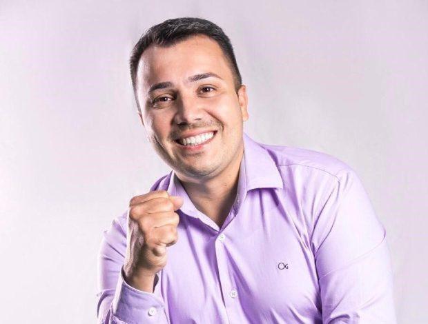 """Maycon Almeida: """"Estou pronto para fazer parte do crescimento da nossa cidade"""""""