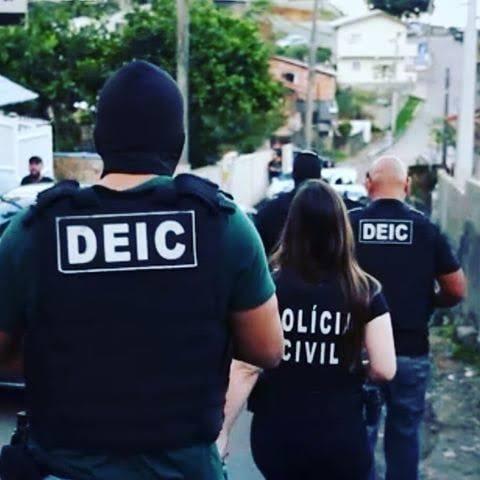 Suspeito de assaltar sorveteria é preso pela polícia em Cachoeiro